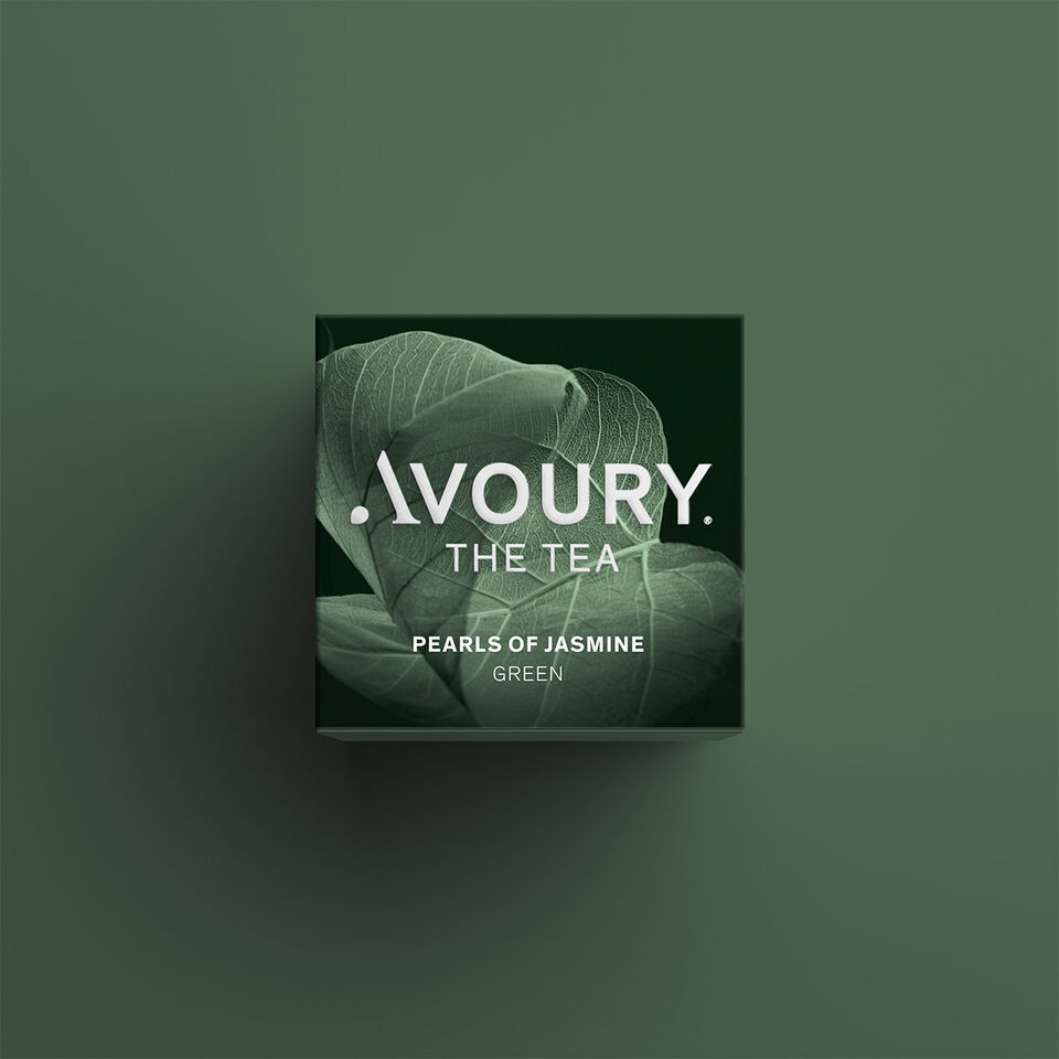 Pearls of Jasmine  | Avoury. The Tea.
