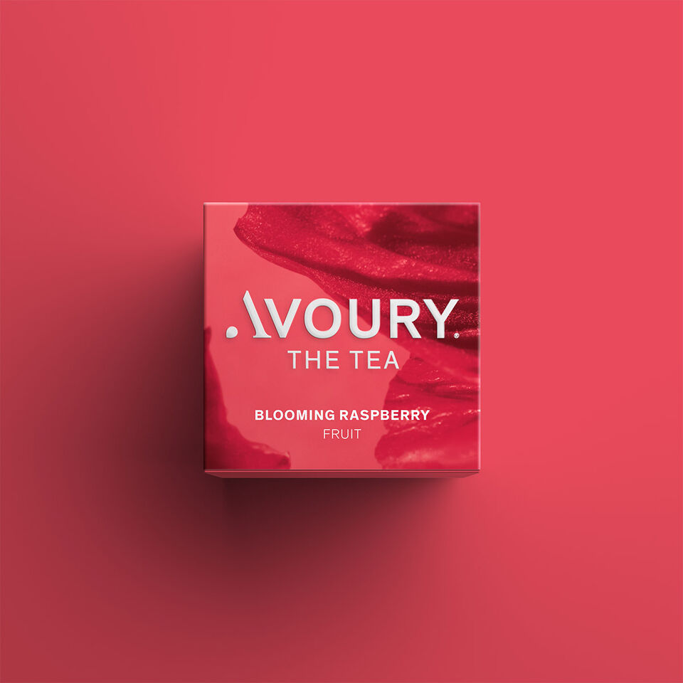 Blooming Raspberry  | Avoury. The Tea.