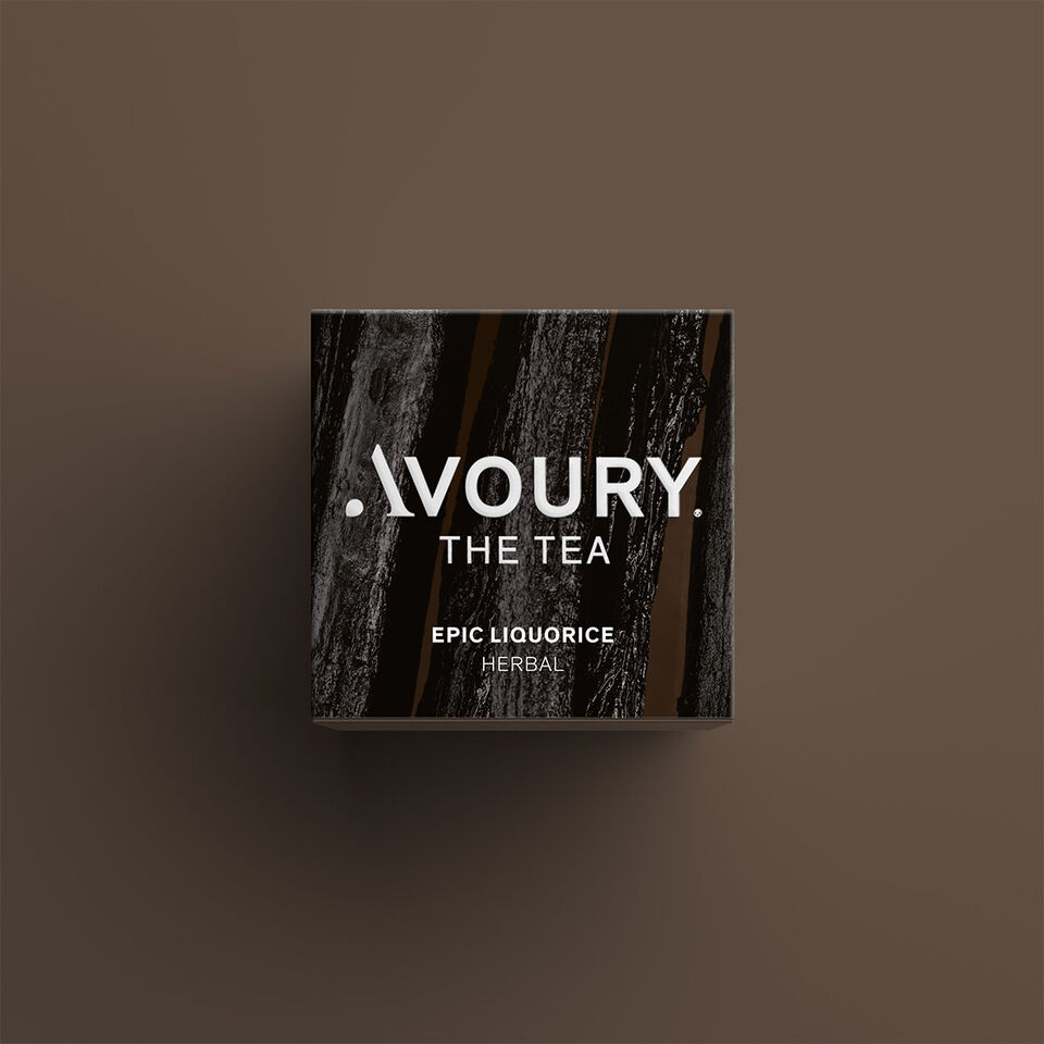 Epic Liquorice  | Avoury. The Tea.
