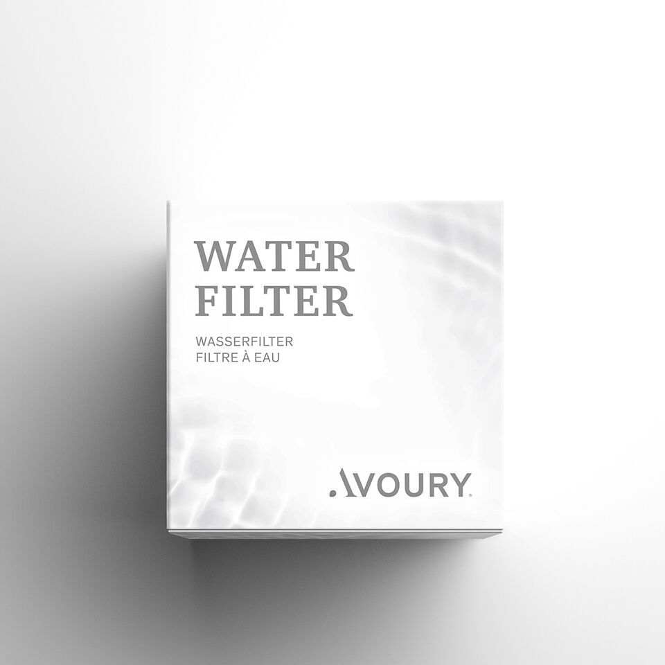 Water Filter White  | Avoury. The Tea.
