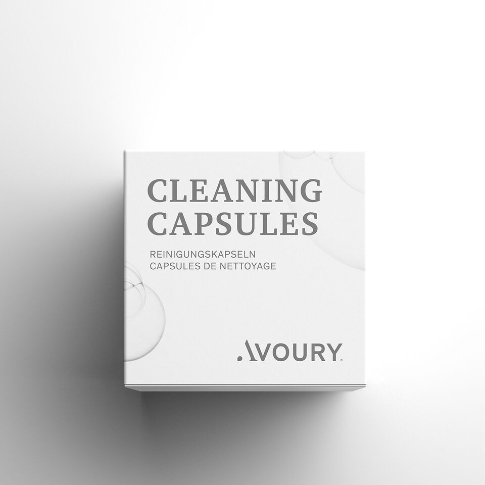 Cleaning Capsules  | Avoury. The Tea.