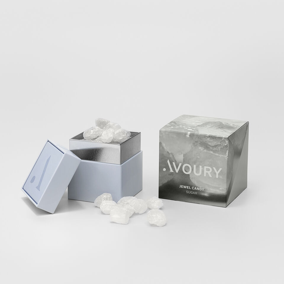 Jewel Candy Sugar  | Avoury. The Tea.