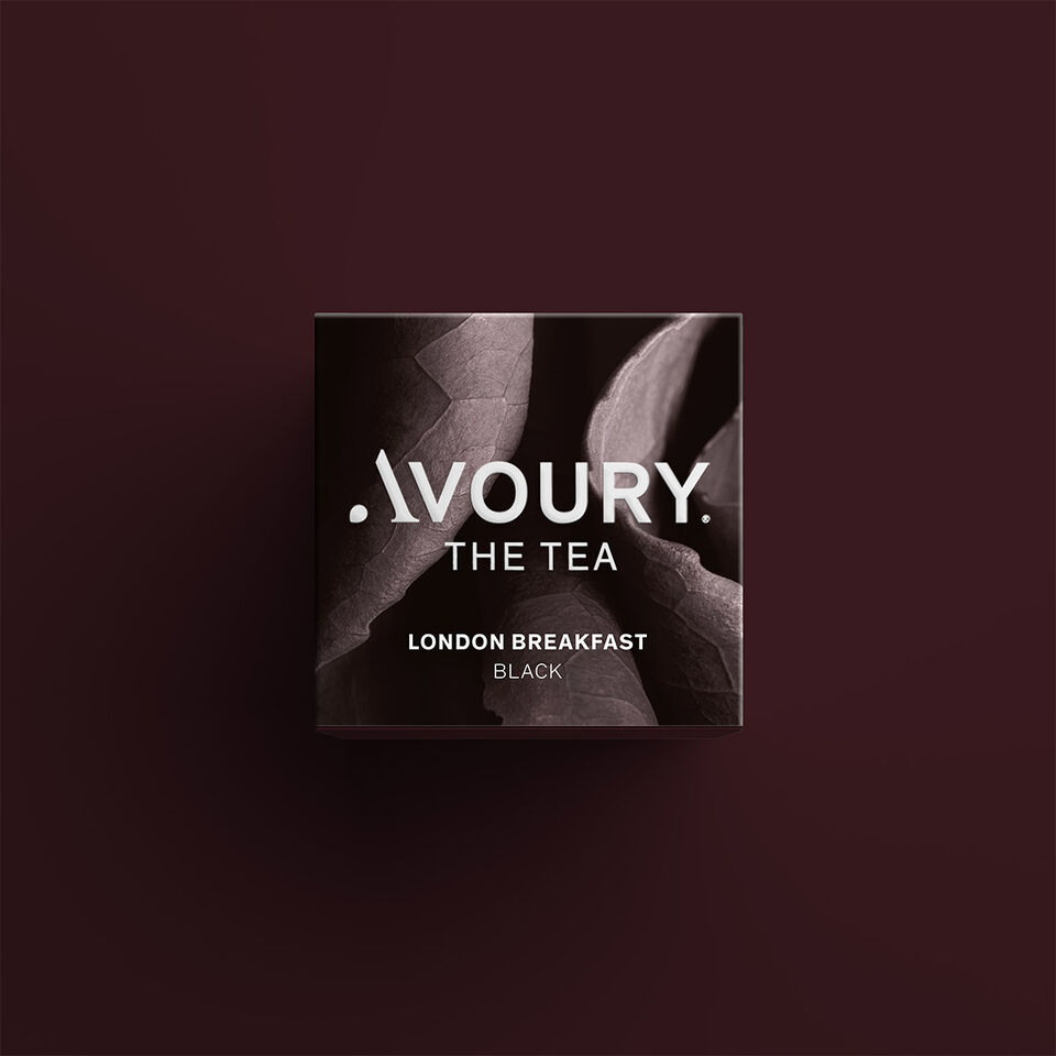 London Breakfast  | Avoury. The Tea.