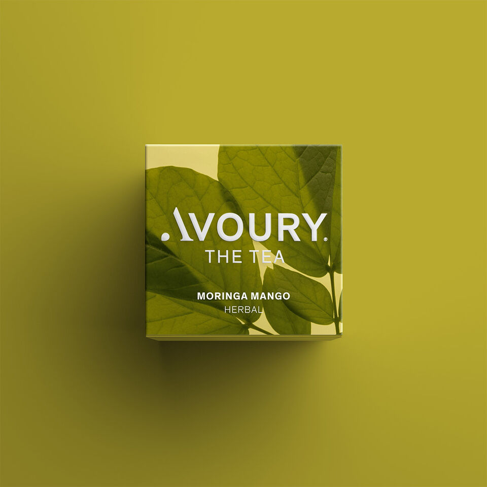 Moringa Mango  | Avoury. The Tea.
