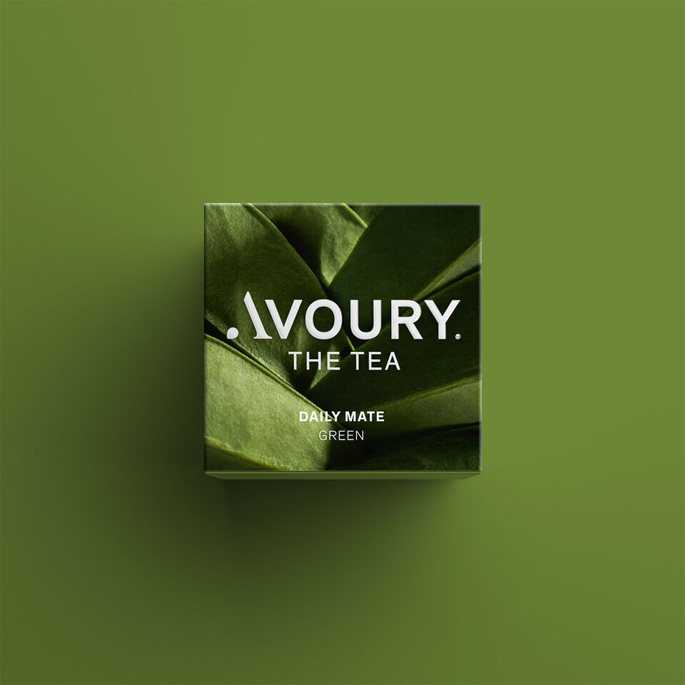 Daily Mate  | Avoury. The Tea.