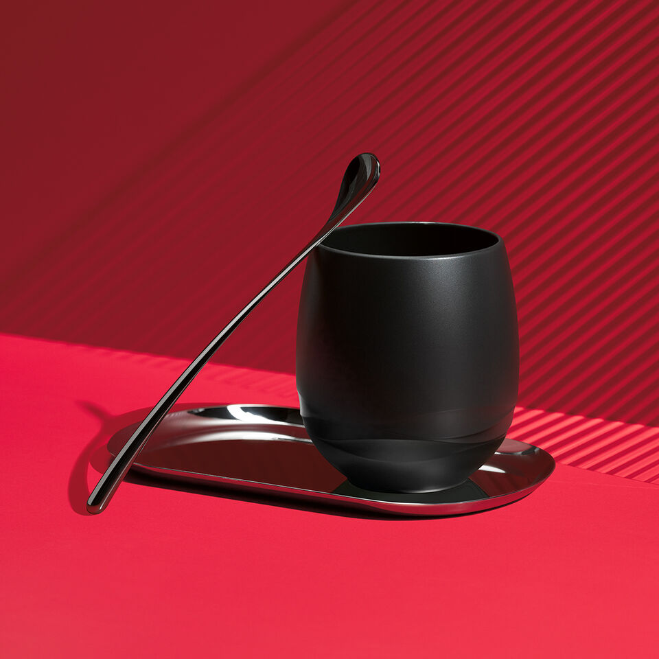 Tableware Set Black  | Avoury. The Tea.